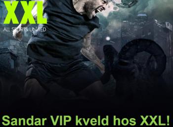 VIP-kveld XXL 28. februar 2019