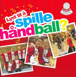 Gøy med håndball