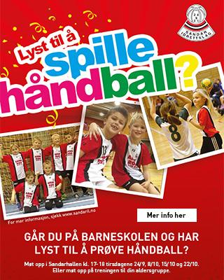 Introduksjon til håndball