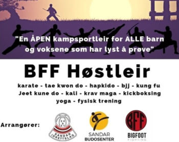 BFF høstleir
