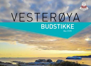 Vesterøya Budstikke - november 2019