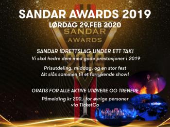 Sandar Awards 2019