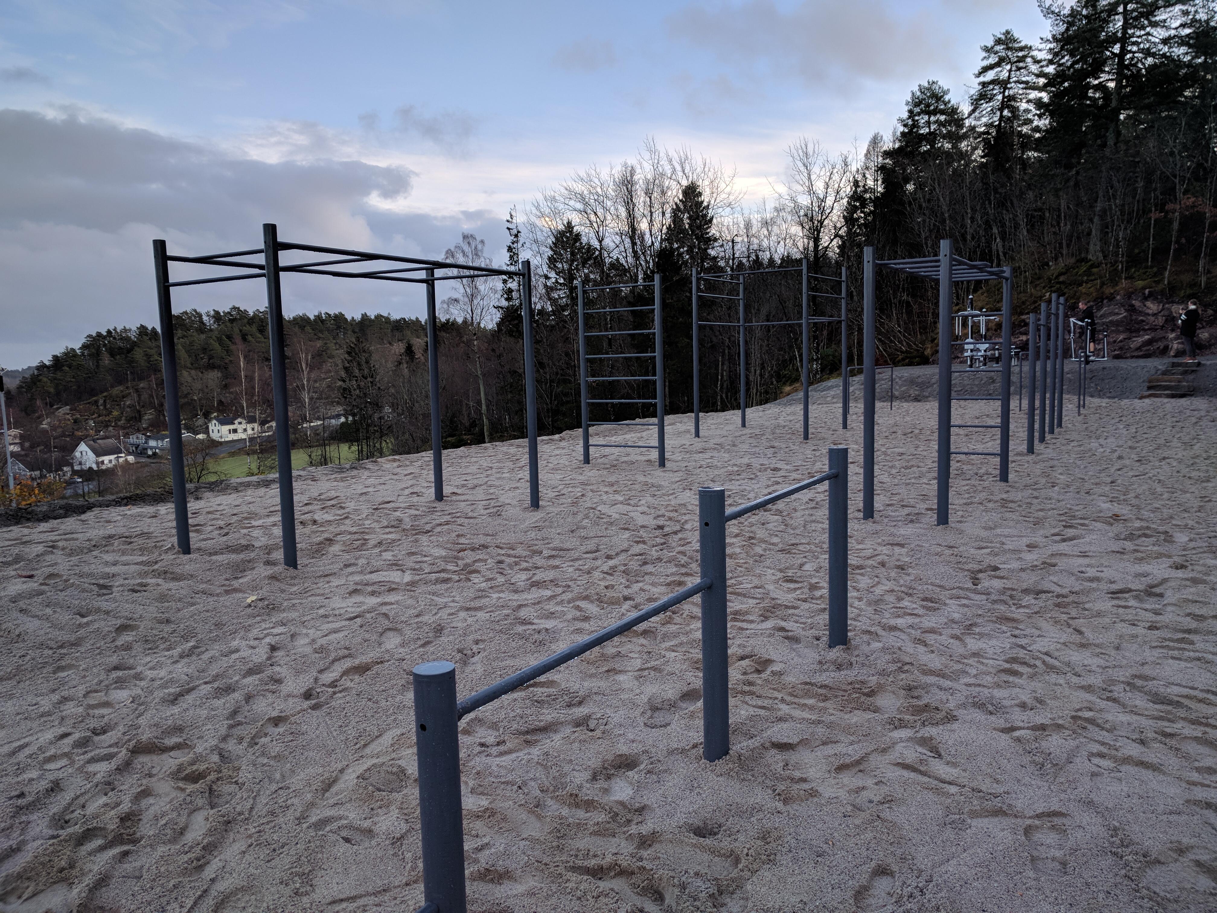aktivitetspark tufteparken