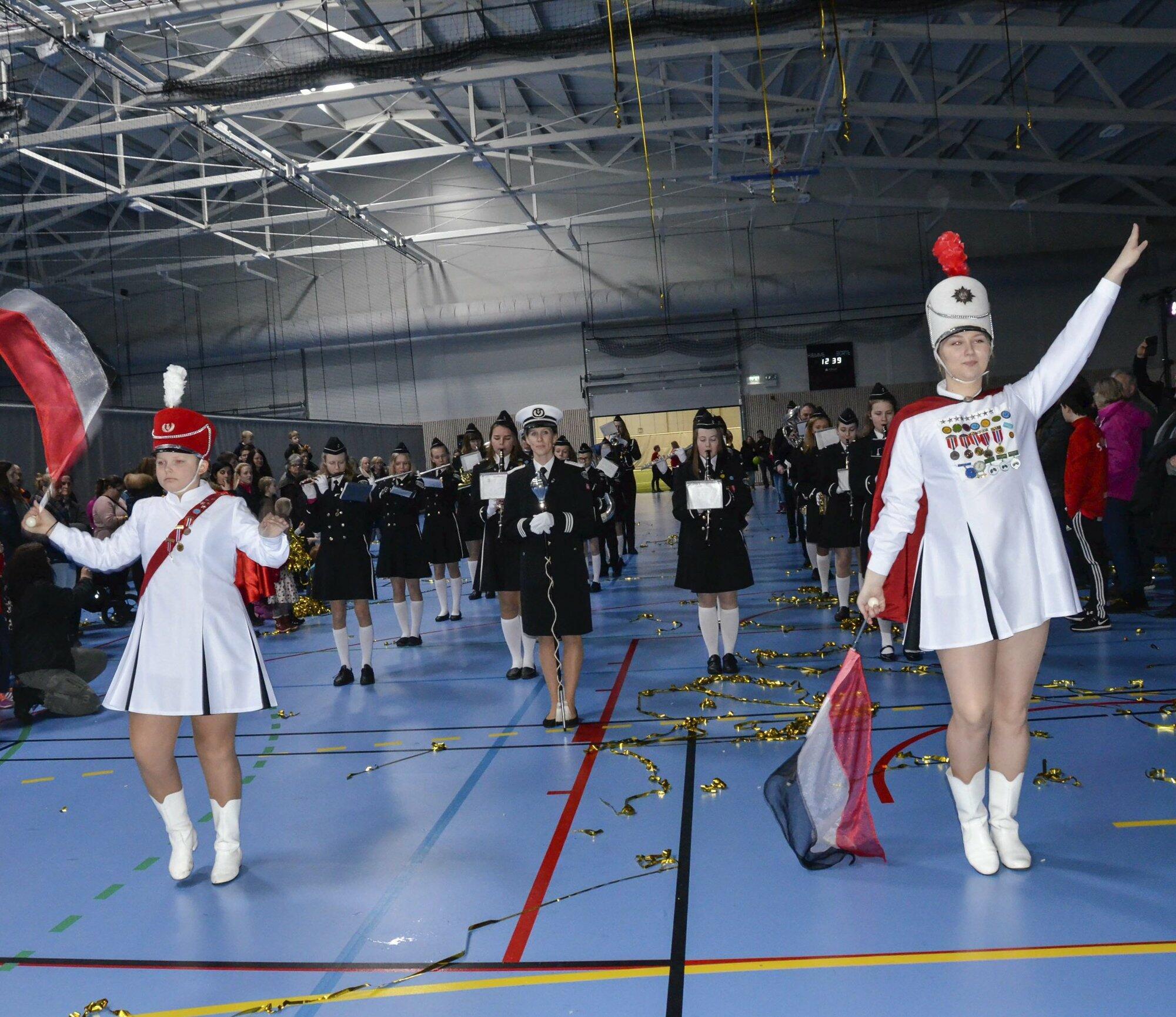 Åpning Sandarhallen 2018 - foto Linda Hansen SB