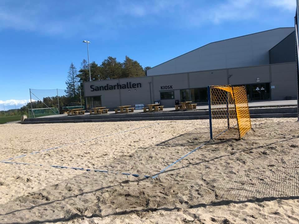 Sandar IL beach anlegg