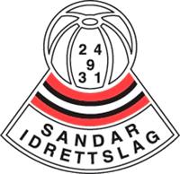Sandar Idrettslag logo